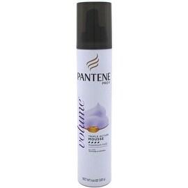 Pantene Pro-V Fine Hair Style Mousse, Triple Action Volume, Maximum Hold 6.60 oz