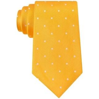 Tommy Hilfiger Mens Neck Tie Sateen Mini Dot - o/s