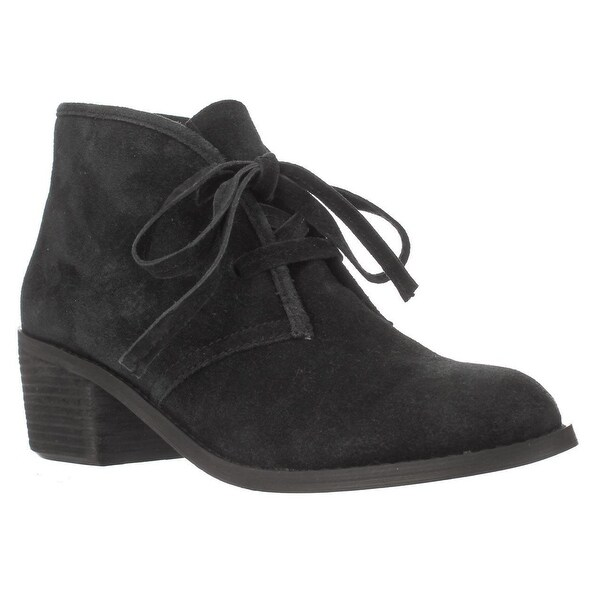 Carlos by Carlos Santana Graham Ankle Booties, Black
