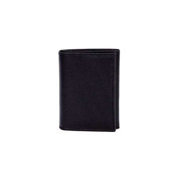Scully Western Wallet Buttercalf Leather Tri-Fold ID Window - One size