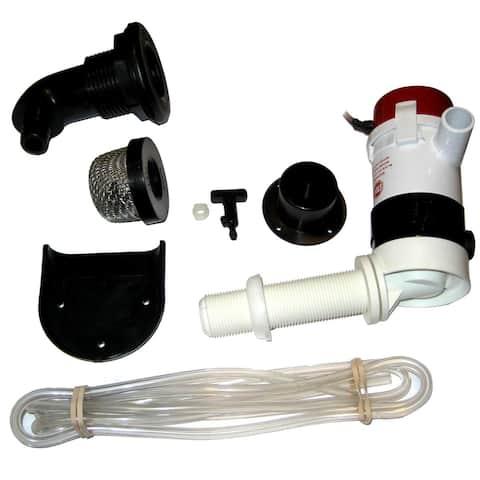Rule Gentle Flow Oxygenator-700GPH-12V - 255