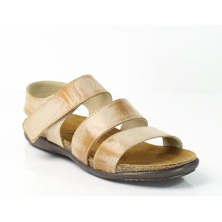 Naot NEW Brown Women's Shoes Size 5M Laura Leather Strappy Sandal