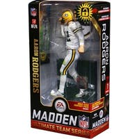 McFarlane Green Bay Packers Aaron Rodgers '19 Ultimate Team Series 1