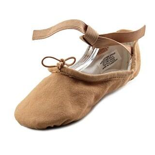 Bloch Pump Ballet Slipper Youth Round Toe Canvas Ballet Flats