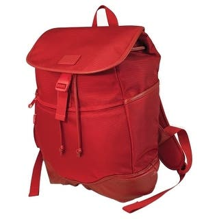 """Sumo ME-SUMOWBP7 SUMO Carrying Case (Backpack) for 15"""" Notebook - Red - Ballistic Nylon, Polyurethane Leather, Faux Leather https://ak1.ostkcdn.com/images/products/is/images/direct/b0780cff5c35ebff461a52d61b953a067d321d7f/Sumo-ME-SUMOWBP7-SUMO-Carrying-Case-%28Backpack%29-for-15%26quot%3B-Notebook---Red---Ballistic-Nylon%2C-Polyurethane-Leather%2C-Faux-Leather.jpg?impolicy=medium"""