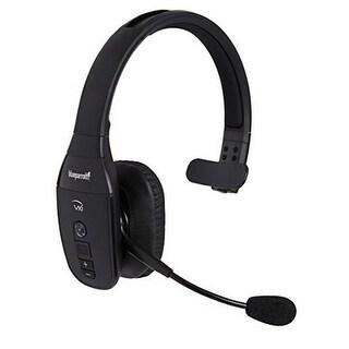 Blueparrott B450-XT with Ear/Mic Refresher Cushion Kit Advance Noise-Canceling Microphone Headset