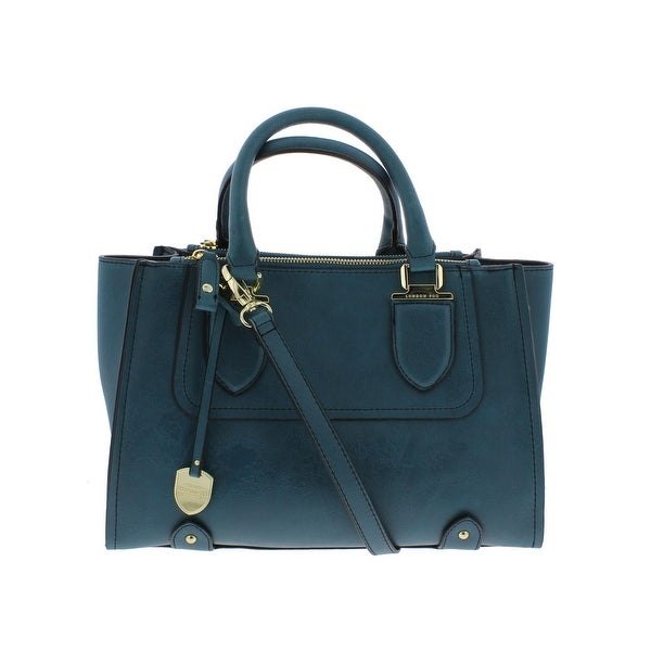 b4fe437a85f1 Shop London Fog Womens Kensington Tote Handbag Convertible - Medium ...