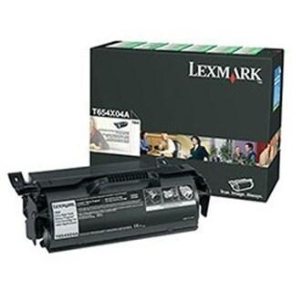 Lexmark X654X04A ExHiYield RtnPrg Cartridge Spec Lbls