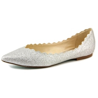 Betsey Johnson Cake Women Pointed Toe Synthetic Flats