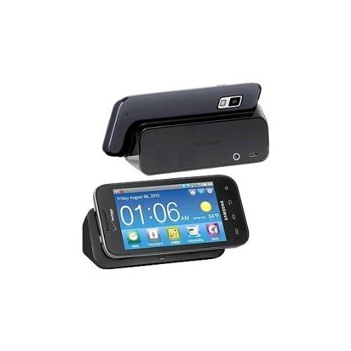 OEM Samsung Multimedia Desktop Cradle for Samsung Fascinate I500 (Black) - SAMI5