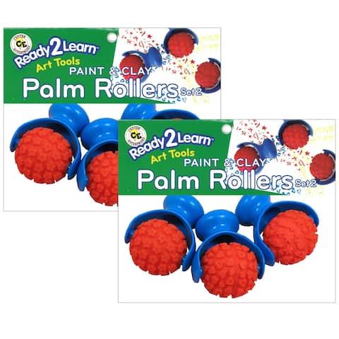 Center enterprises (2 pk) palm modeling dough rollers 6672bn