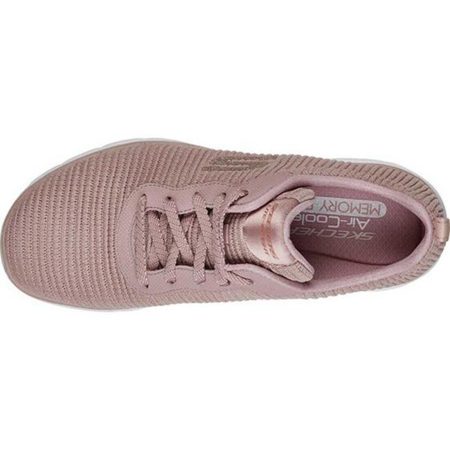 suficiente creativo Elegante  Shop Skechers Women's Flex Appeal 3.0 Endless Glamour Sneaker Mauve -  Overstock - 25578125