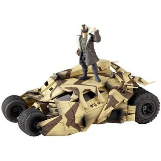 "Batman Bane 5.5"" Batmobile Camo Tumbler Vehicle - Multi"