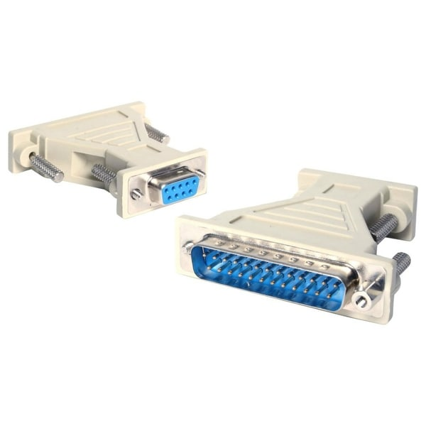 F//f Startech.com 6 Ft Straight Through Serial Cable 1 X Db-9 Female 1 X