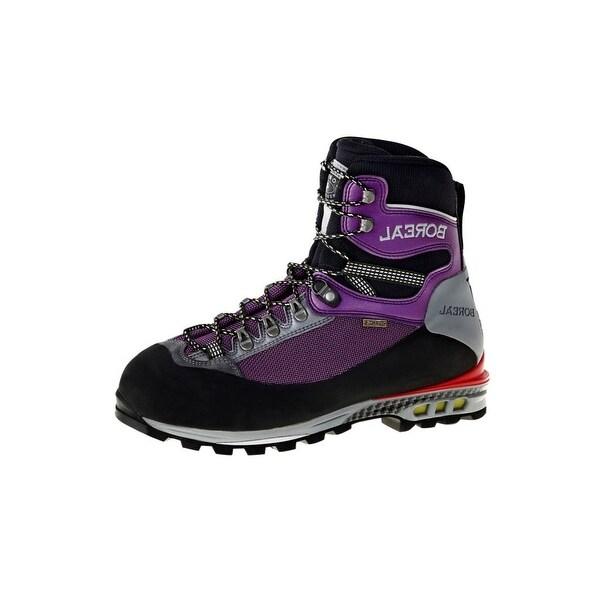 Boreal Climbing Boots Womens Triglav Lightweight Purple