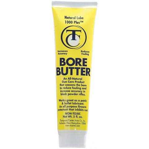 Bti 31007309 tc natural lube 1000 plus bore butter in tube patch lube overall protectant 5 oz tube