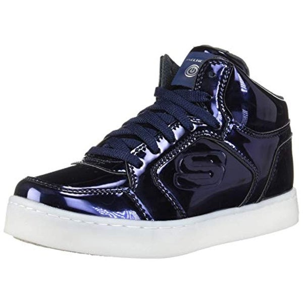 d005df2da1fc2 Shop Skechers Energy Lights Eliptic Navy Kids Boys Light-Up Sneaker Size  12.5M - Free Shipping Today - Overstock - 25732910