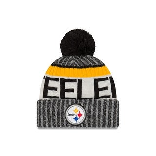 Pittsburgh Steelers 2017 On-Field Sport Knit Beanie