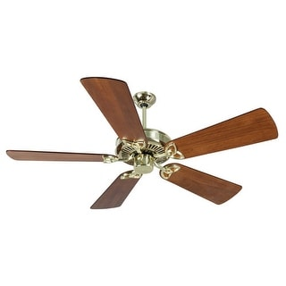 "Craftmade K10979 CXL 54"" 5 Blade Energy Star Indoor Ceiling Fan - Blades Included"
