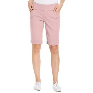 Jag Womens Ainsley Bermuda Shorts Twill Classic Fit