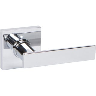 Delaney 515-HK  Contemporary Single Dummy Door Lever with HK Lever and Square Rose