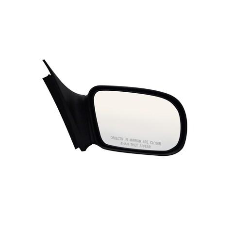 Pilot Automotive TYC 1820111 Black Passenger/ Driver Side Manual Remote Replacement Mirror for Buick Skylark/ Pontiac Grand AM