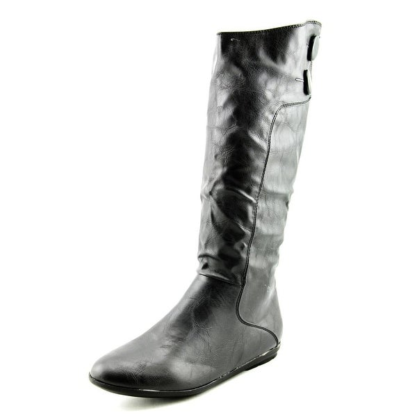 Chelsea Crew Chilly Women Round Toe Synthetic Knee High Boot