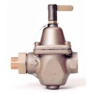 """Watts 386450 1/2"""" High Capacity Feed Water Pressure Regulator"""