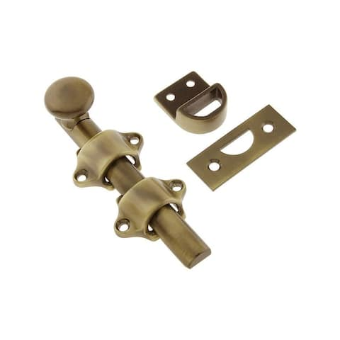 "Deltana DDB425 4"" Heavy Duty Dutch Door Bolt -"