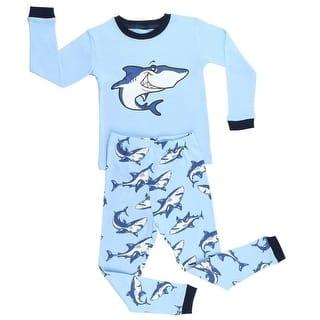 Elowel Boys Blue Pesce Squalo Shark Print Cotton 2 Pc Pajama Set|https://ak1.ostkcdn.com/images/products/is/images/direct/b09c4922c72a3b70cd7c34df0248d57fd0dd624c/Elowel-Boys-Blue-Pesce-Squalo-Shark-Print-Cotton-2-Pc-Pajama-Set-2-8.jpg?impolicy=medium