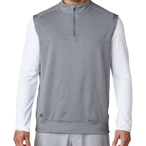 Adidas Club 1/4-Zip Performance Golf Vest