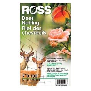 Ross 15464 Deer Netting Filet Des Chevreuils 7 'x100 '