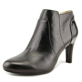 Bandolino Liron   Round Toe Leather  Ankle Boot