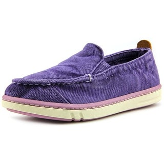 Timberland Earthkeepers Hookset Slip On Round Toe Canvas Sneakers