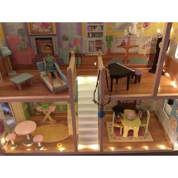 Shop Kidkraft Majestic Mansion Dollhouse Free Shipping Today