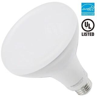 1 PACK/4 PACK 65W Equivalent# 11W Dimmable BR30 LED Flood Light Bulb, ENERGY STAR, 800lLm, 2700K Soft White/5000K Daylight
