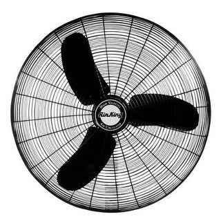 Air King 9174H 24 inch Oscillating Fan Head With 1/3 HP Motor
