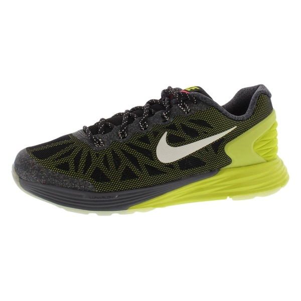 new style 08277 6f2b9 Nike Lunarglide 6 Glow (GS) Boy  x27 s Shoes