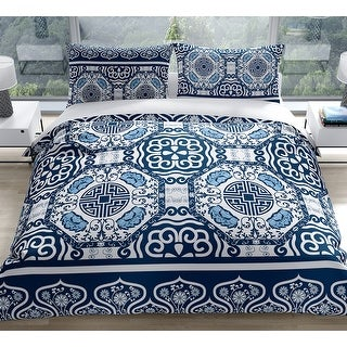 Link to LASHA BLUE Duvet Cover by Kavka Designs Similar Items in Duvet Covers & Sets