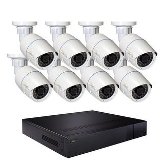 Q-See 16 Channel IP Security System with 8-4MP IP Cameras, Pre-installed 2TB Hard Drive