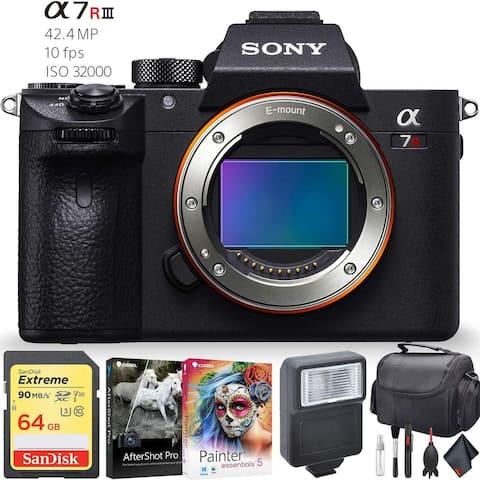 Sony Alpha a7R III Mirrorless Digital Camera (Body Only) Accessory