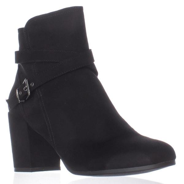 madden girl Rightonn Ankle Booties, Black