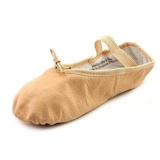 Theatricals Dance Footwear Child Economy Round Toe Leather Dance