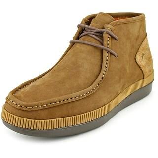 Tommy Bahama Rivington Men Moc Toe Leather Boot