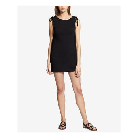 SANCTUARY Black Sleeveless Above The Knee Dress S