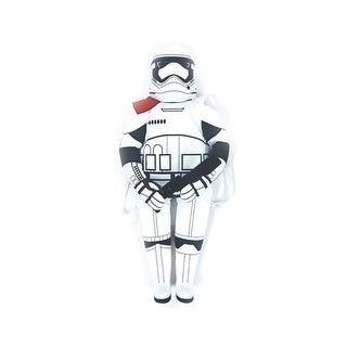 "Star Wars The Force Awakens 24"" Plush Back Buddies Backpack First Order Stormtrooper"