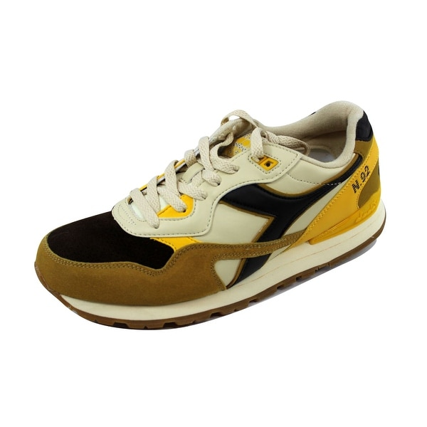 Fast Delivery Mens Diadora N-92 WNT Marzipan / Chocolate Brown