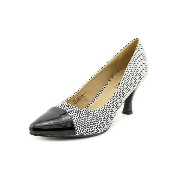 Bellini Zip Women Pointed Toe Synthetic Heels