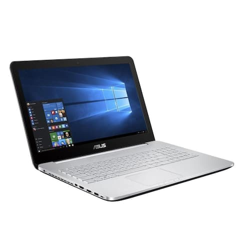 Asus Pro N552VX 15.6-in Refurb Laptop - Intel i5 2.30 GHz 8GB 128GB SSD +1TB Win 10 Home - Bluetooth, Webcam, Touchscreen