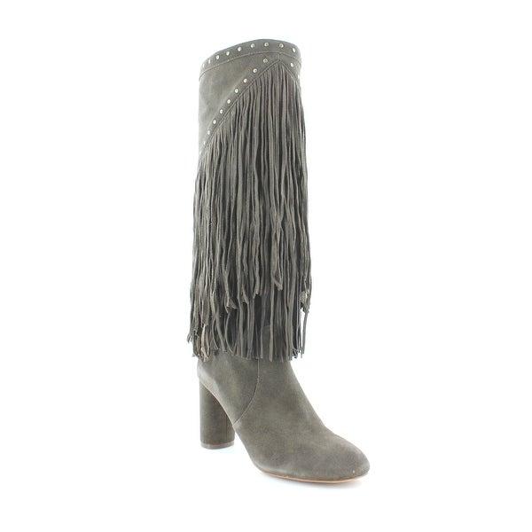 INC Tolla Women's Boots Mushroom